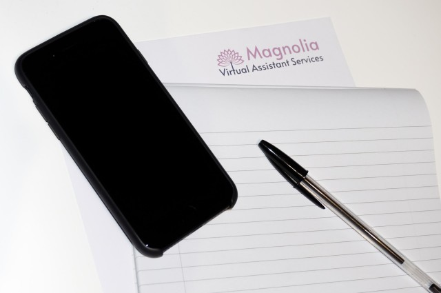 Magnolia Virtual Assistant Services - Brand Photography