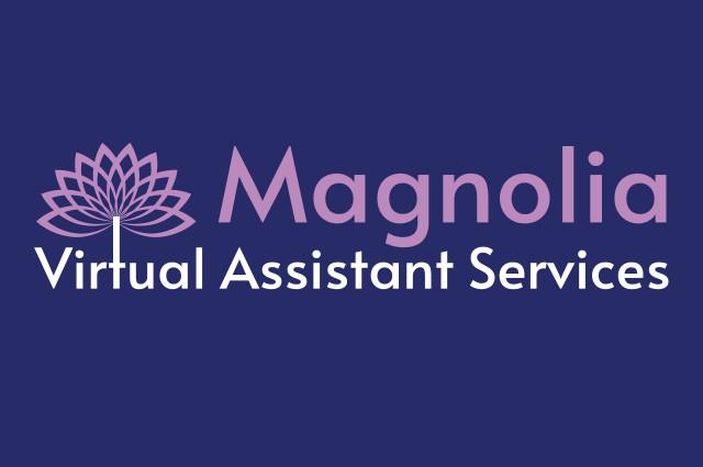 Magnolia Virtual Assistant Services - Logo Design