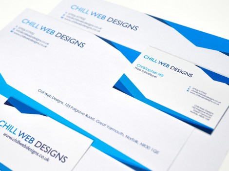 Graphic Design Services - Stationery Packages, Logo Design and more