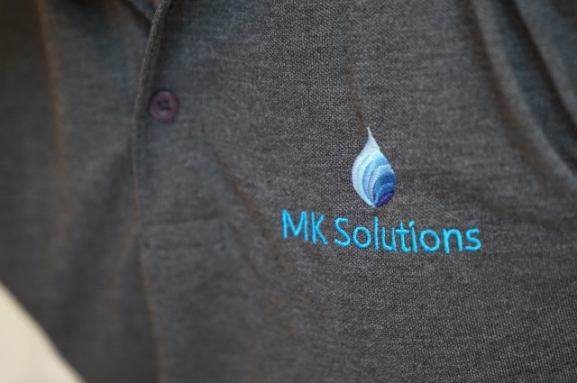 MK Solutions - Cleaning Solutions Brand Photography