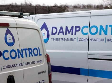 Damp Control Vans