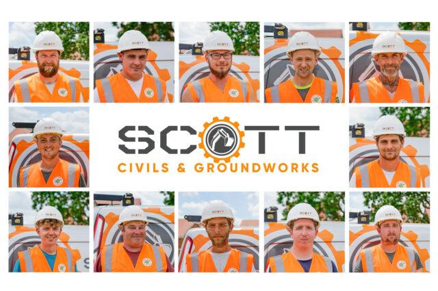 Scott Civils & Groundworks Team